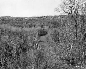 Winooski River before the Interstate