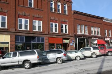 Businesses on Bridge Street