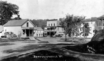 Center of Town in Jeffersonville