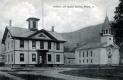Academy and Baptist Church