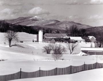 142 Mountain Farm along Vermont Route 100