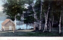 Boathouse on Silver Lake