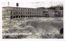 The Woolen Mill in Winooski during the Flood
