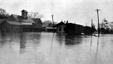 1927 Flood, Jeffersonville