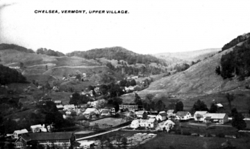 Bird's Eye View of Upper Village