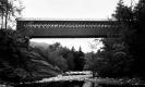 Chiselville Bridge over the Roaring Branch River