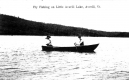 Fly Fishing on Little Averill Lake
