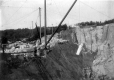 Active Work at the Barre Granite Quarry