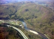 Aerial Photograph of the White River and Expressway