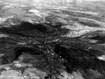 Aerial Photograph of the Black River
