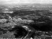 Aerial View of Connecticut River just after the 1927 Flood