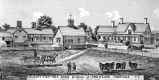Drawing of Pleasant View Hill Farm
