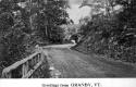 Dirt Road in Granby