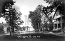 Main Street, Roosevelt & Johnson Banner