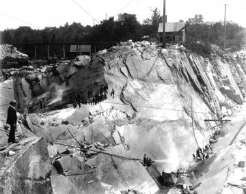 Boutwell Milne & Varnum Quarry