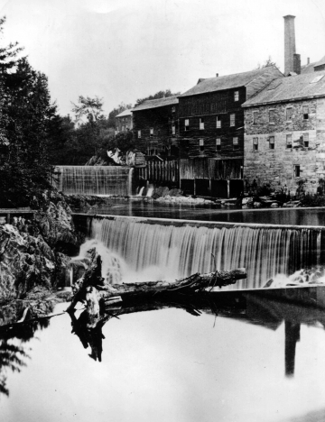 Bradford Paper Mill