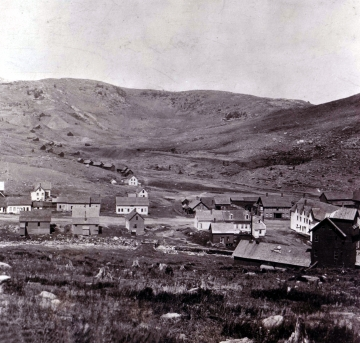 Ely Mines and Village at Copperfield