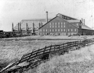 St. Albans Steel Rolling Mill