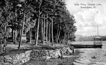Camp Perry, Caspian Lake