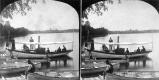 Boats on Lake Bomoseen