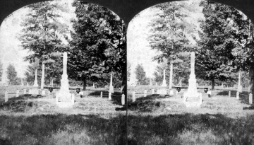 Family Monument of A.A. Ransom, Castleton