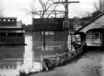 1927 Flood, St. Johnsbury