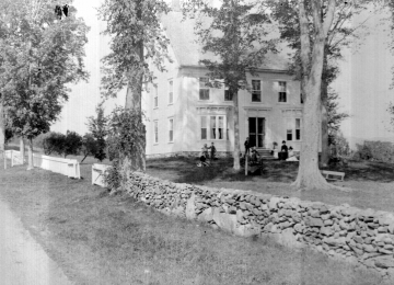 Residence of Vernon D. Fitch, Esq.