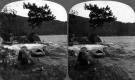 Balance Rock, Lake Memphremagog
