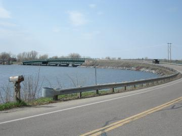 Alburg Bridge