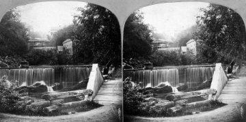 Dam, Bridge, Fence, and Wall