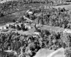 Bird's Eye View of the Village