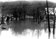 1927 Flood on Bridge Street, Windsor