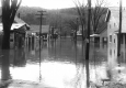 1927 Flood on River Street, Windsor