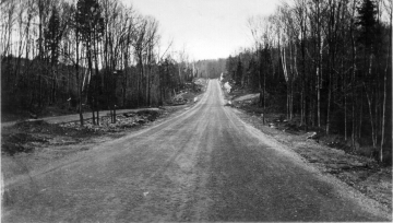 Paved Road after Construction