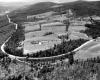 Aerial Photograph of Woodstock Interchange