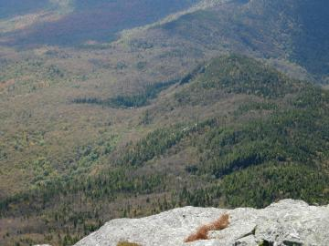Hikers on Camel's Hump: Reshot