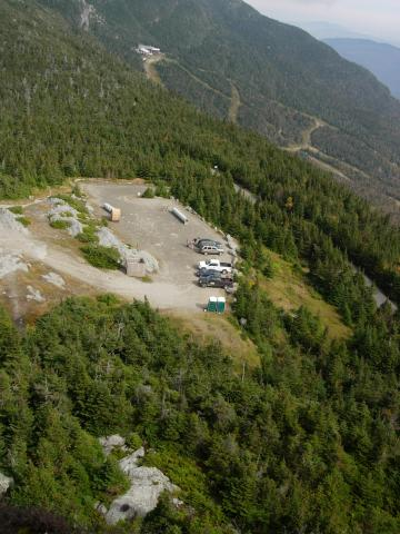 Bird's Eye View of Summit House: Reshot