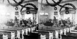 Inside the Congregational Church