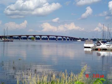 Alburg-Rouses Point Bridge