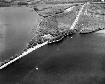 Bird's Eye View of Causeway