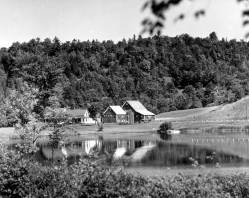Farm on Sabin Pond