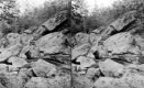Boulders Near River
