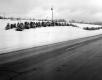 Snow Fence Along Vermont Route 103