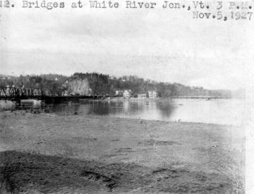 Bridges at White River Junction (1927)