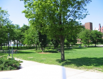 Central Campus Facing Southwest
