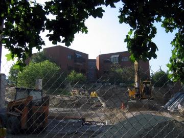 Aiken Building (SE View)