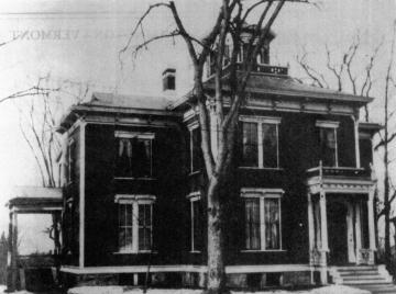 Delta Psi House