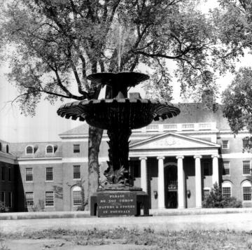 University of Vermont Fountian