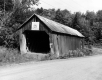 Covered Bridge On Land