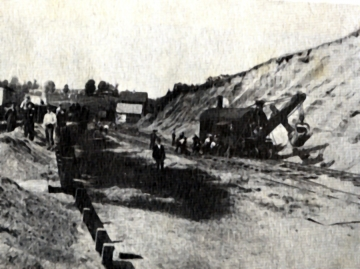 Building the Railroad